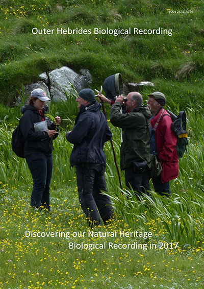 Discovering our Natural Heritage Biological Recording in 2017